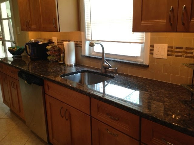 Kitchen Remodel Counters